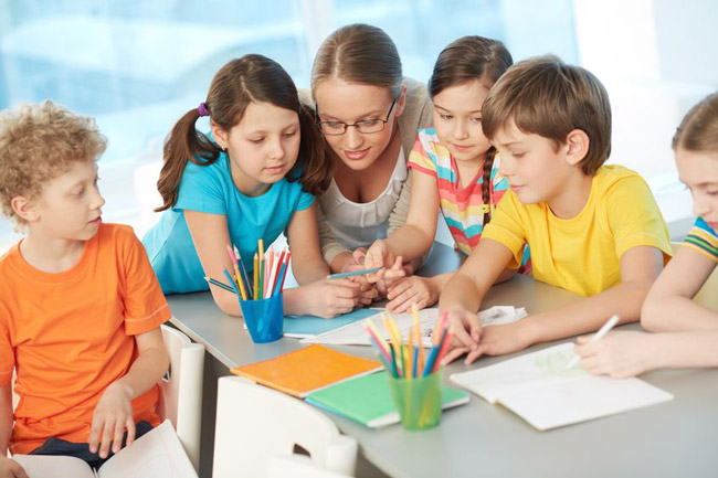 Help Our Children Learn to Interact