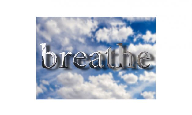 STOP and BREATHE!
