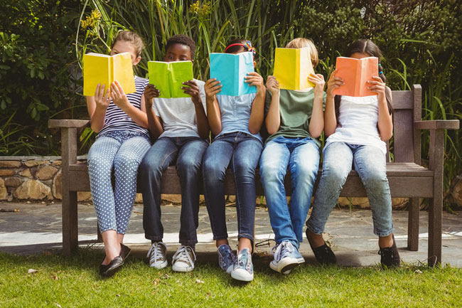 How to Help Your Grandchild Become a Reader