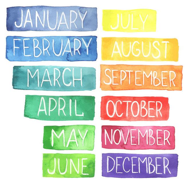 Our Annual (Fun) Calendar for 2020!