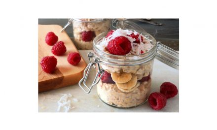 Laurie's Overnight Oats