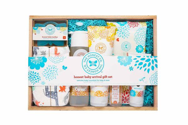 Honest Brand Baby Arrival Gift Set
