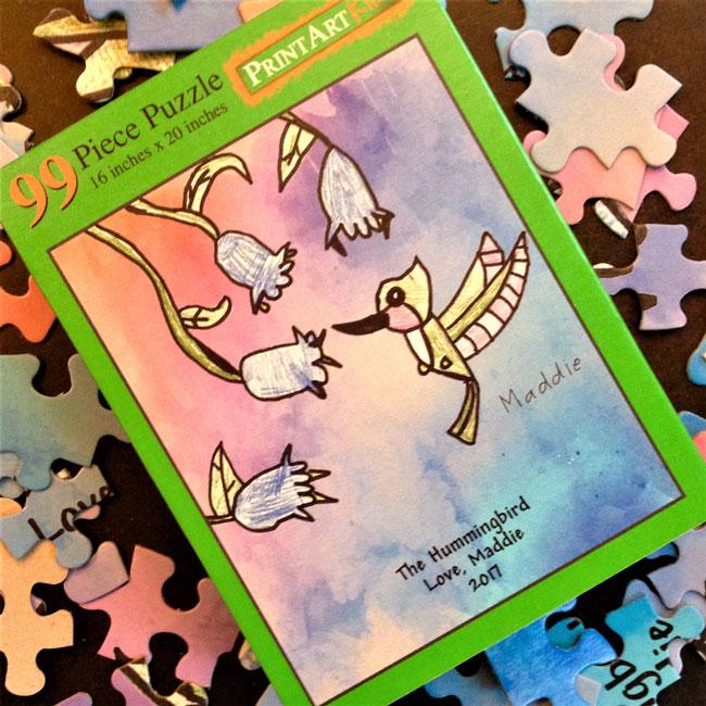 Printartkids Puzzle