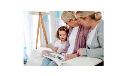 Grandparents: Tell Your Story to Your Grandkids