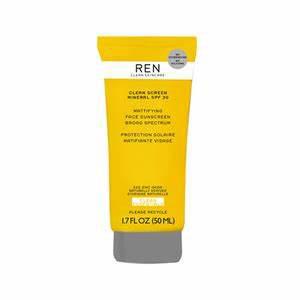 Clean Screen Mineral Mattifying Face Sunscreen