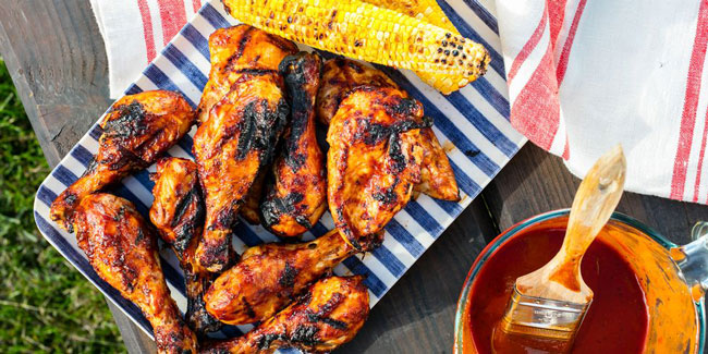 BBQ Grilled Chicken Recipe