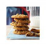Ooey, Gooey Super Delish Oatmeal Cookie Recipe
