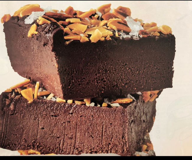Oh, Yes, Eat Fudge and Be Healthy!