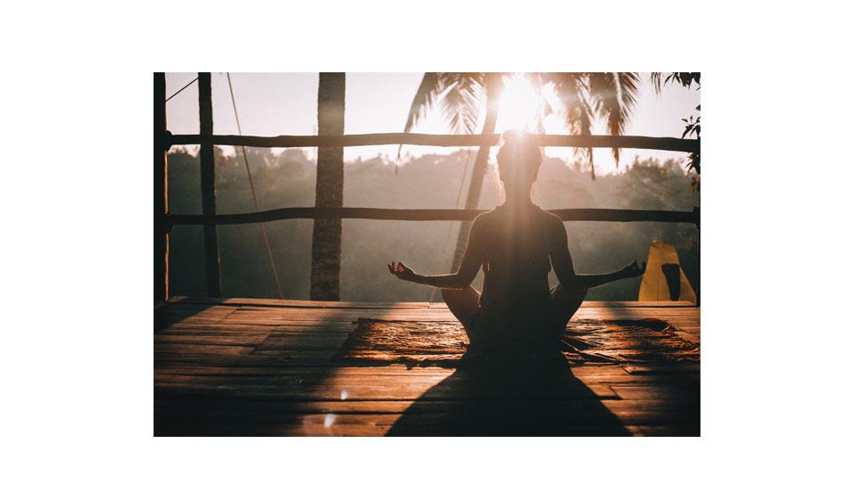 On Meditating…