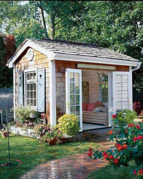 utilize outdoor space