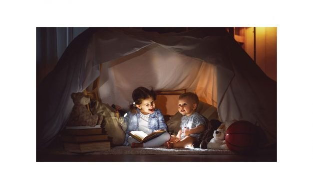 Ultimate Kid Fun –  Build Your Own Fort!