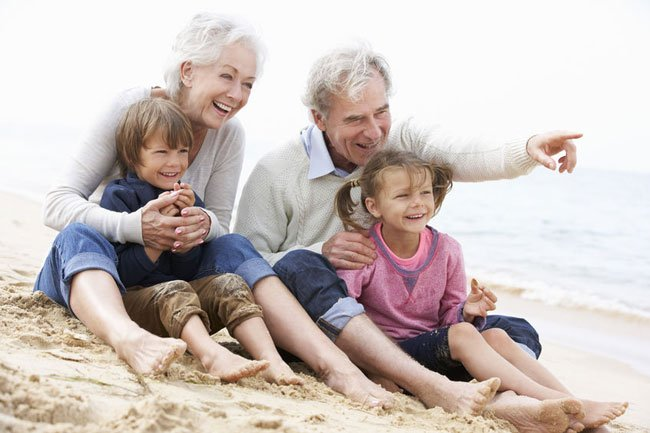 10 Things to Think About as Grandparents