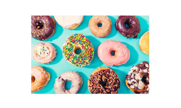 As you go through life, make this your goal: Watch the donut, and not the hole!
