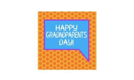 Embrace & Celebrate Grandparents Day!