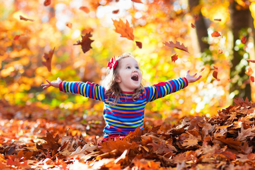 Get Outside with The Family This Fall!